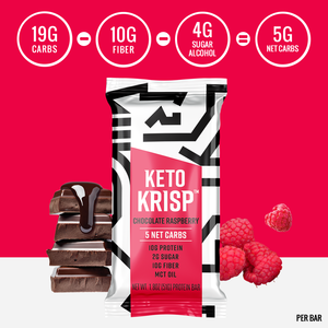Chocolate Raspberry Protein Bar (12-Pack)