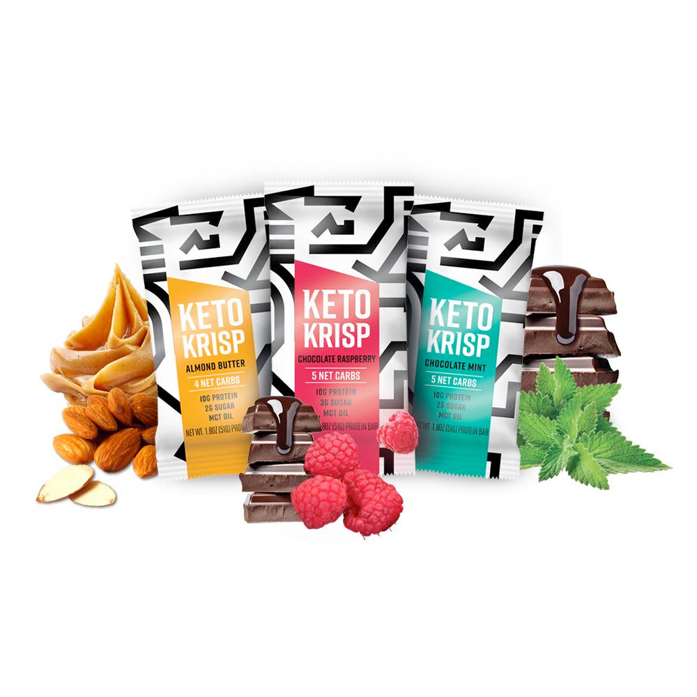 Keto Krisp Sample Kit