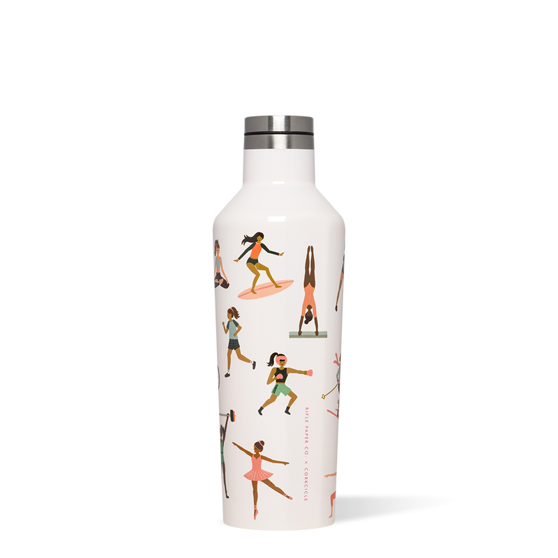 Corkcicle 16 oz. Pattern Canteen
