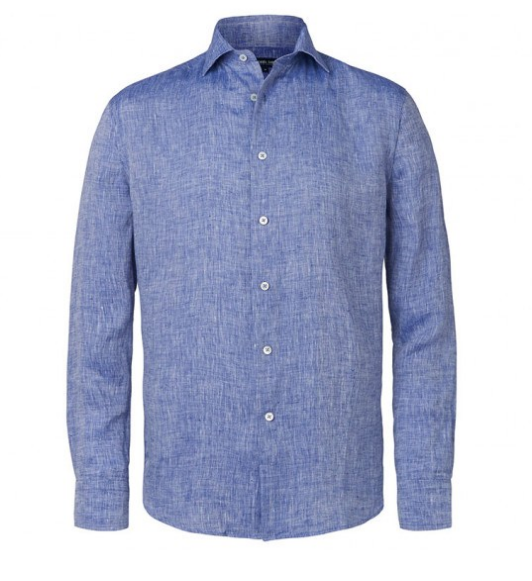 Frescobol Linen Shirt Regular