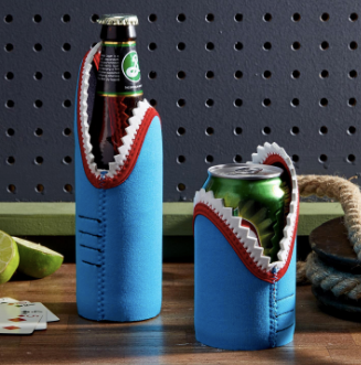 Shark Beer Koozie
