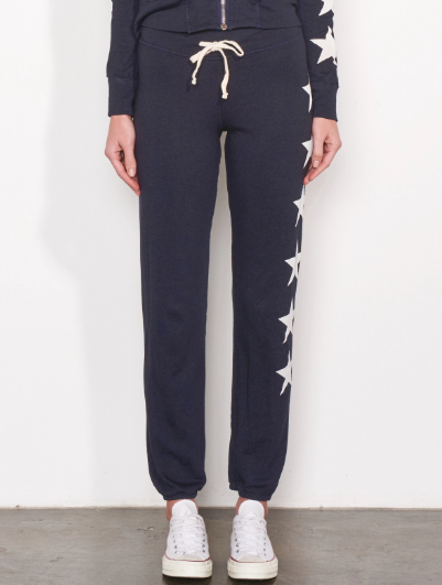 Sundry Stars Sweatpants - Navy