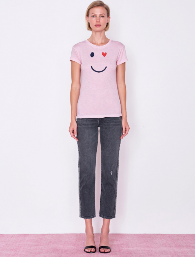 Sundry Happy Face Boy Tee
