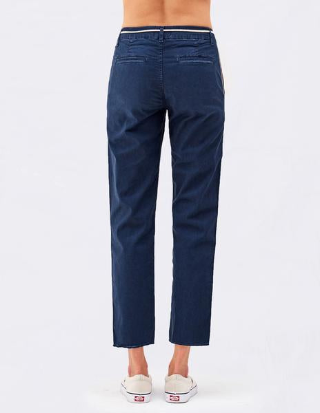 Sundry Straight Trouser - Navy