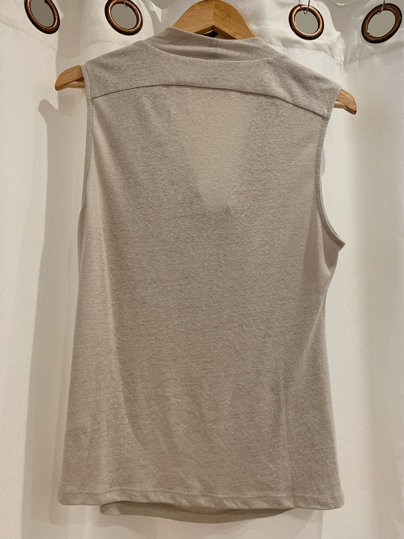 Drew Eliza Cowl Neck Sleeveless
