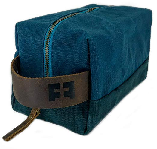 Fat Felt Men's Toiletry Bag