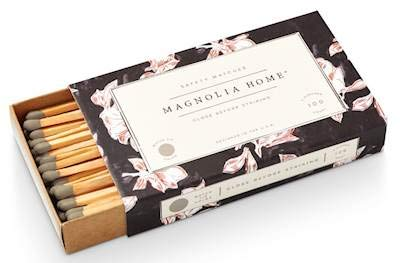 Magnolia Matches