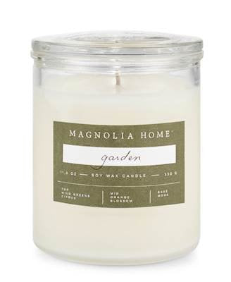 Magnolia Jar 11.6oz Candle