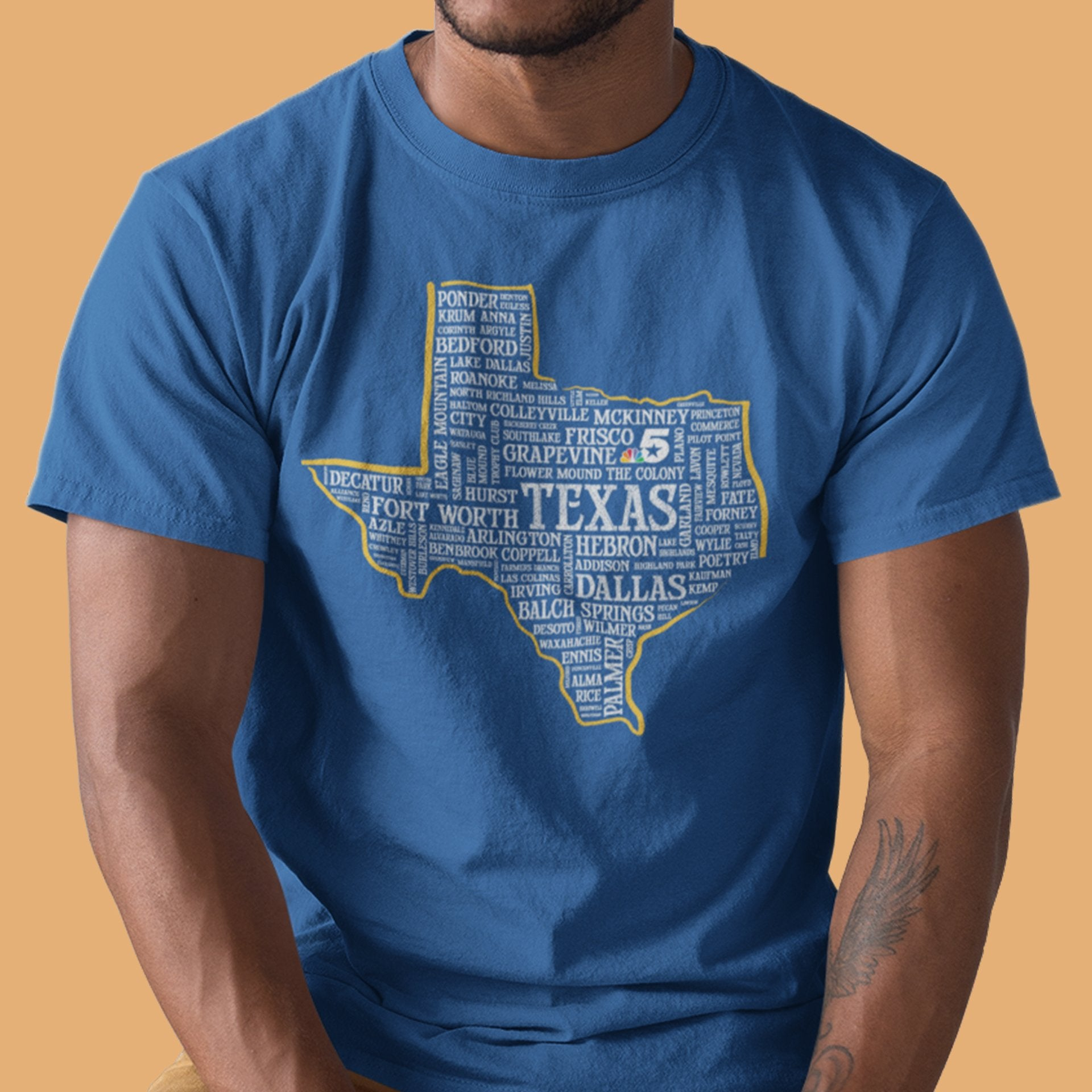 Texas Cities