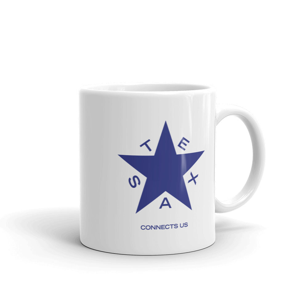 NBC 5 Texas Connects Us Mug