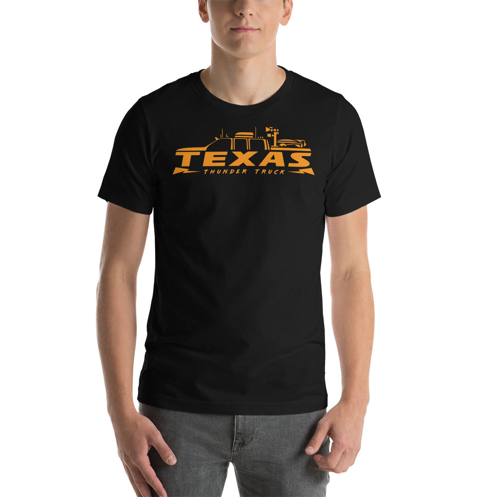 Texas Thunder Truck Short-Sleeve Unisex T-Shirt