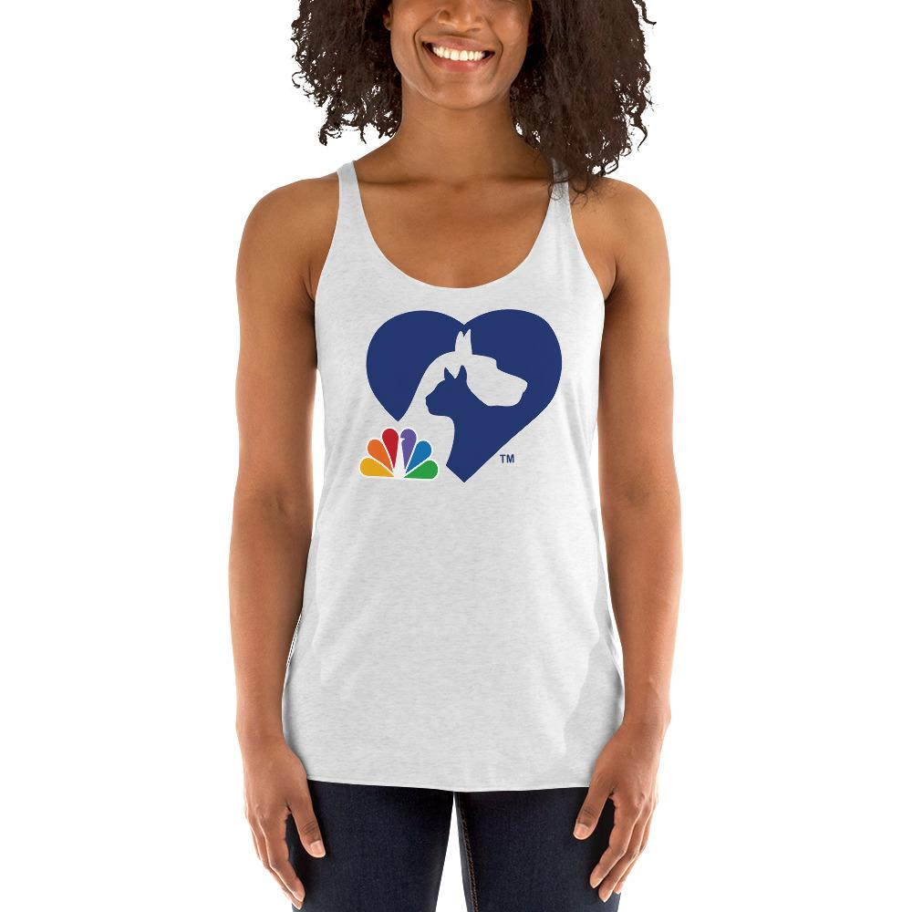 Clear The Shelters Women's Racerback Tank