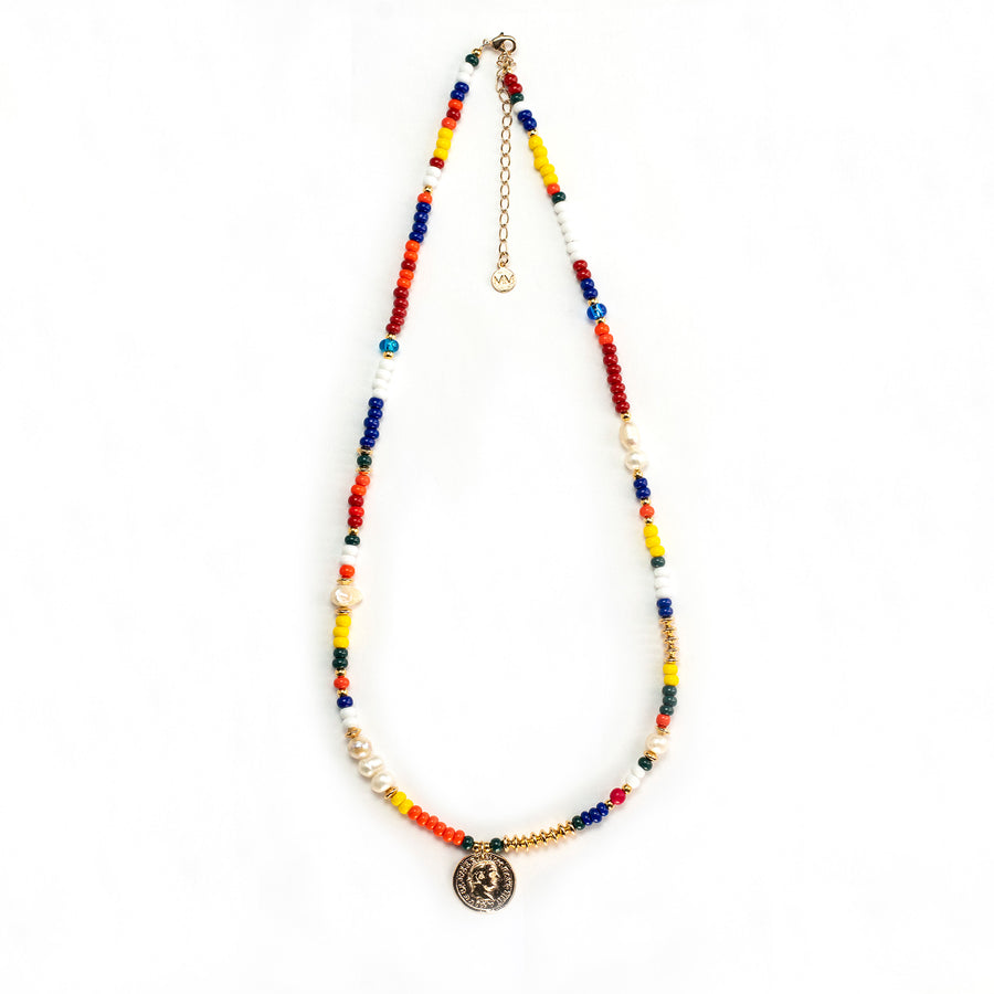 Marley Bead Necklace
