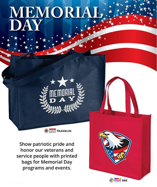 Get Bags For Memorial Day Now!
