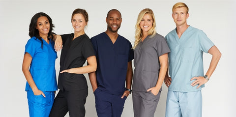 Stylish Scrubs