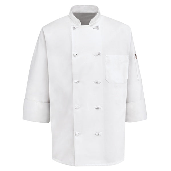White Executive Chef Coat