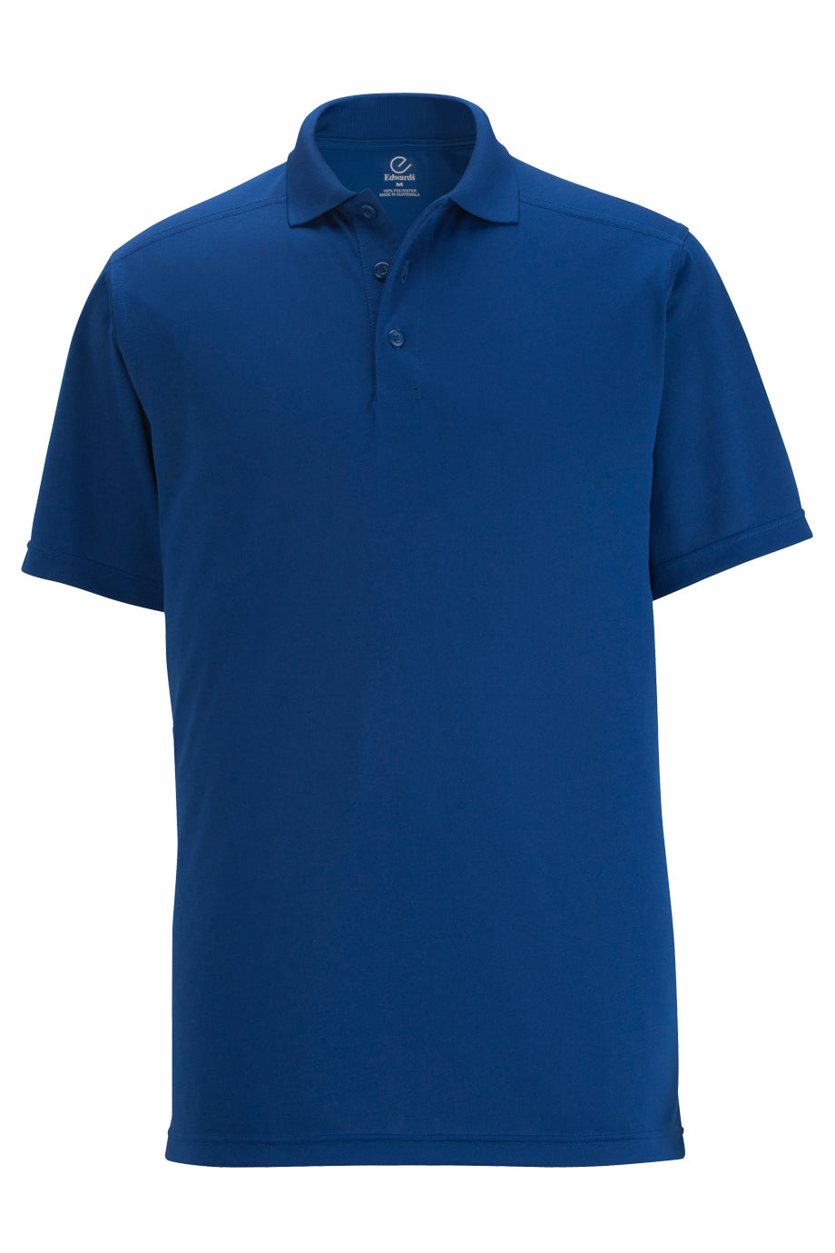 Royal Edwards Mens Snag-Proof Short Sleeve Polo