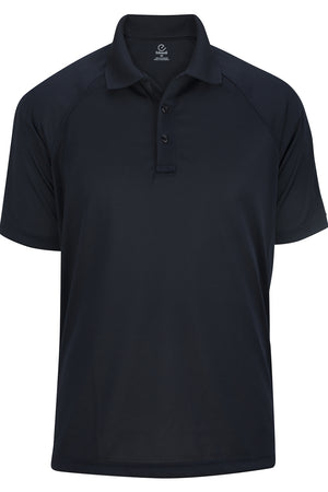 Edwards Mens Tactical Snag-Proof Short Sleeve Polo
