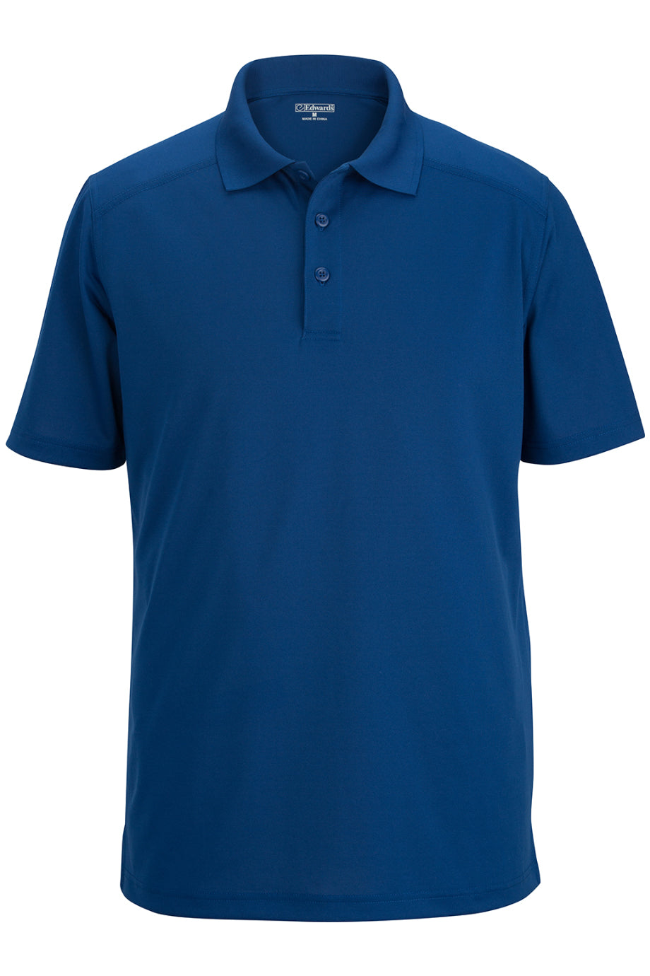 Royal Edwards Mens Light Weight Snag-Proof Short Sleeve Polo