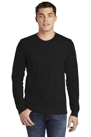American Apparel & Fine Jersey Long Sleeve T-Shirt.