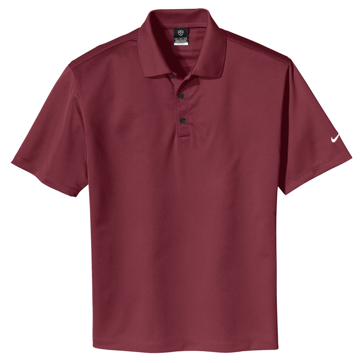 Team Red Nike Tech Basic Dri-FIT Polo.