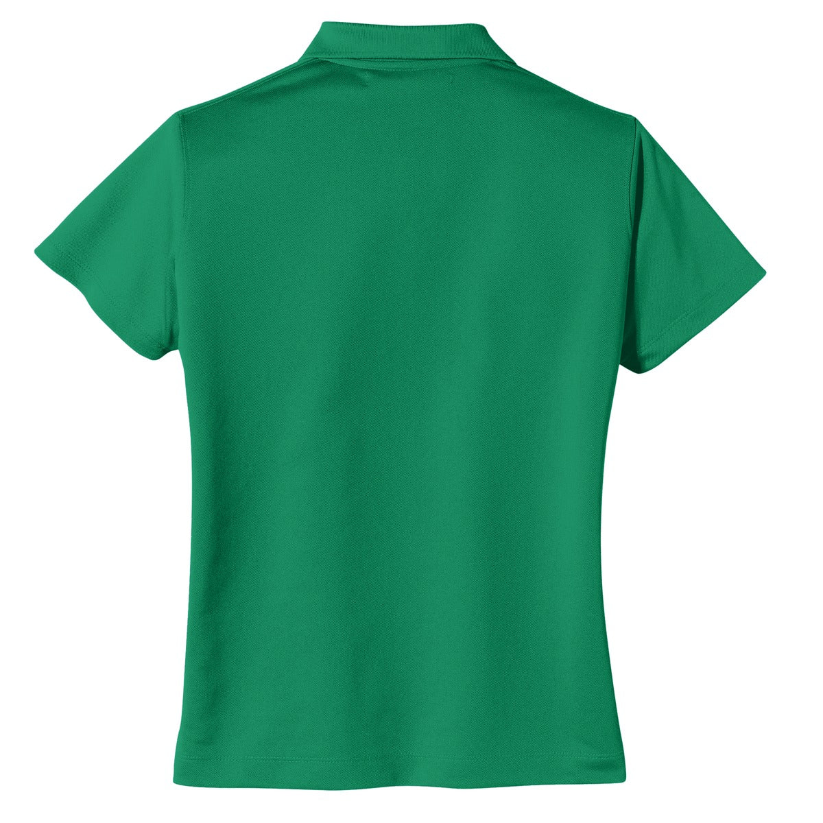 Lucky Green Nike Ladies Tech Basic Dri-FIT Polo.