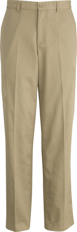 Edwards Mens Utility Chino Flat Front Pant