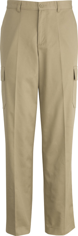 Edwards Mens Utility Chino Cargo Pant - Tan
