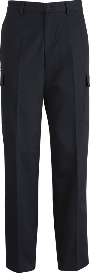 Edwards Mens Utility Chino Cargo Pant - Navy