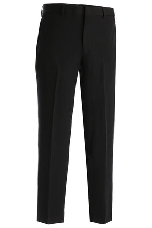 Edwards Mens Hospitality Flat Front Pant - Black