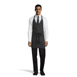 3041 Formal V-Neck Apron