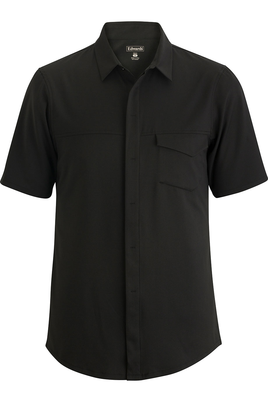 Edwards Mens Service Shirt