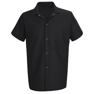 Black Cook Shirt