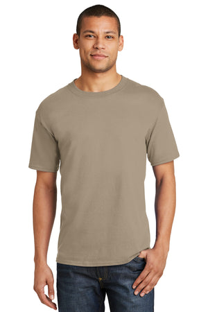 Hanes Beefy-T - 100% Cotton T-Shirt