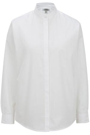 Edwards Ladies Banded Collar Shirt