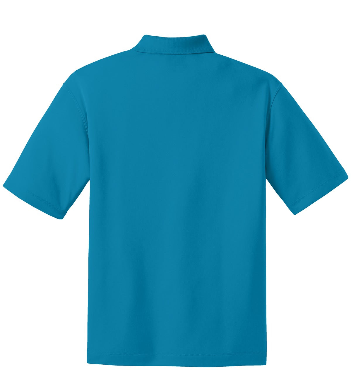 Tidal Blue Nike Tall Dri-FIT Micro Pique Polo.