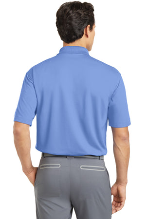 Valor Blue Nike Tall Dri-FIT Micro Pique Polo.