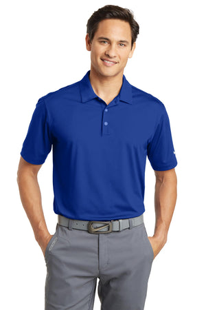 Old Royal Nike Dri-FIT Vertical Mesh Polo.