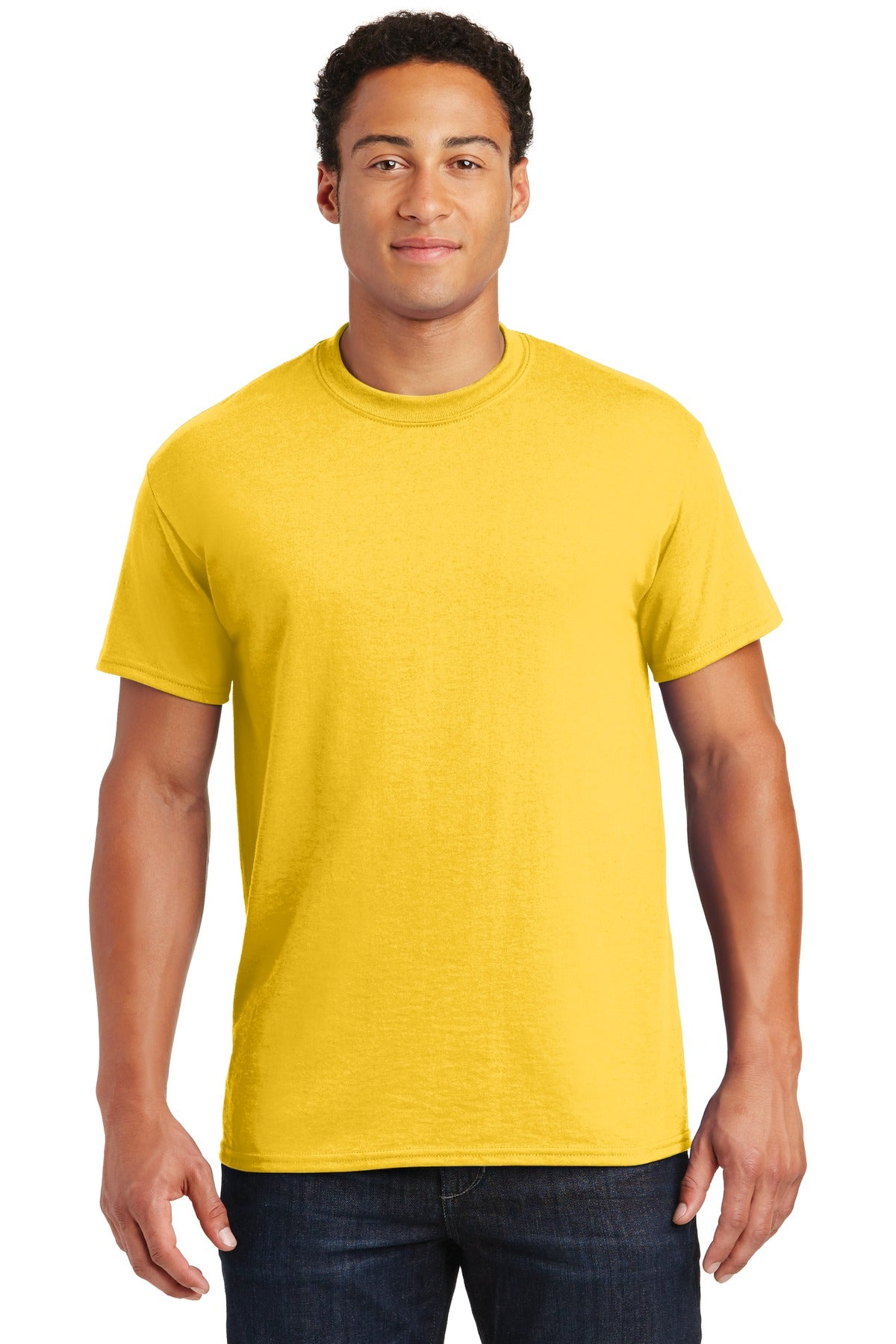 Daisy Gildan DryBlend 50 Cotton/50 Poly T-Shirt.