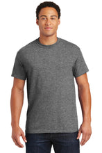 Graphite Heather Gildan DryBlend 50 Cotton/50 Poly T-Shirt.