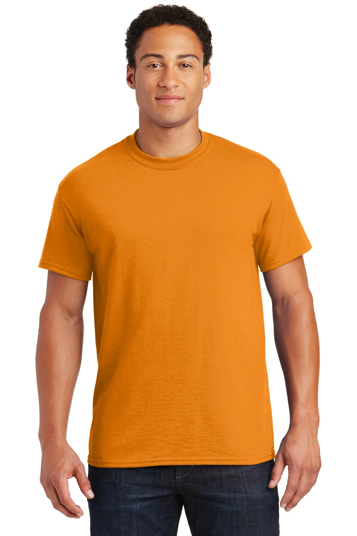 Tennessee Orange Gildan DryBlend 50 Cotton/50 Poly T-Shirt.