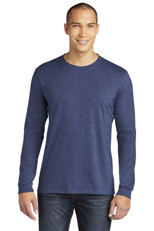 Anvil & 100% Combed Ring Spun Cotton Long Sleeve T-Shirt.