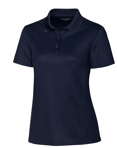 Ladies Spin Lady Pique Polo by CLIQUE