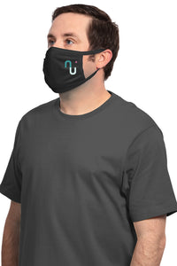 Three-Ply Fabric Face Mask
