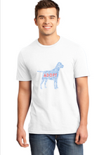 Load image into Gallery viewer, Adopt Dog Shirt