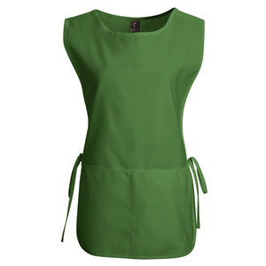 Kelly Green Cobbler Apron