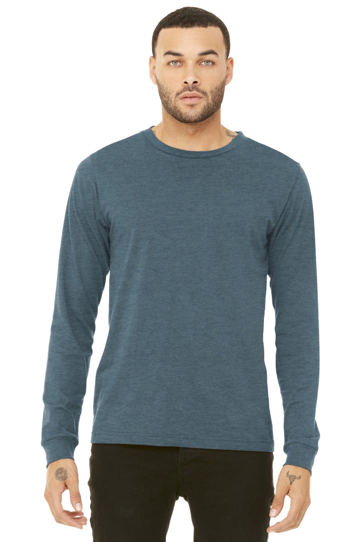 BELLA+CANVAS  Unisex Jersey Long Sleeve Tee