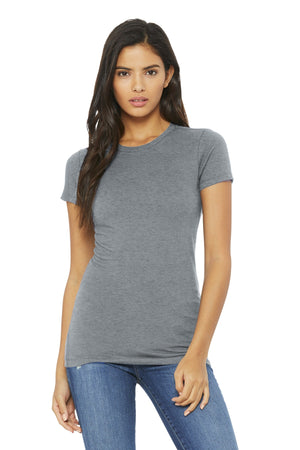 BELLA+CANVAS  Womens Slim Fit Tee
