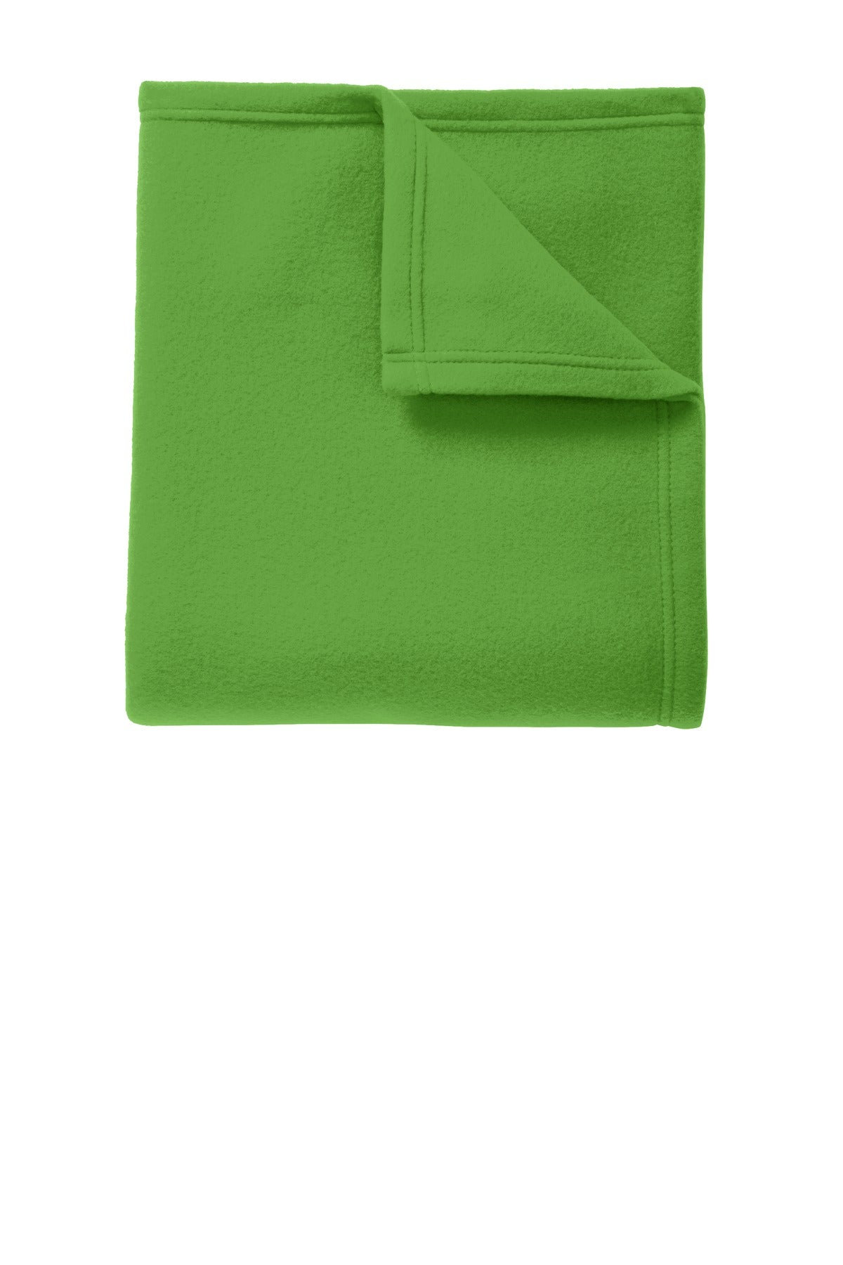 Vine Green Port Authority Core Fleece Blanket.