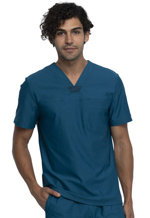 CK885 Mens V-Neck Top